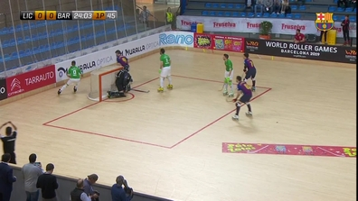 d6f40820317 Video thumbnail for Highlights Deportivo Liceo - Barça Lassa (hoquei  patins) (1-