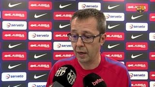 Les declaracions d'Edu Castro i Lucas Ordoñez prèvies al partit contra el Montreux!