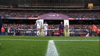FC Barcelona 2 – Deportivo de La Corunya 2 (3 minuts)