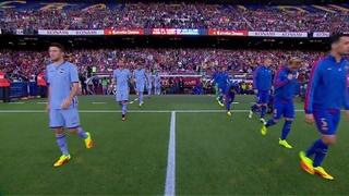 FC Barcelona 3 - Sampdoria 2 (4 minutes)