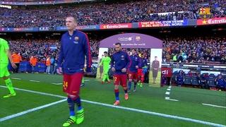FC Barcelona 6 – Getafe CF 0