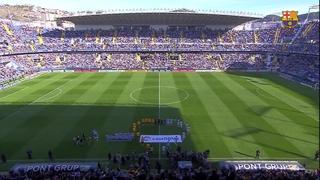 Málaga CF 1 - FC Barcelona 2