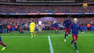 FC Barcelona 2 - Atlètic de Madrid 1 (3 minuts)