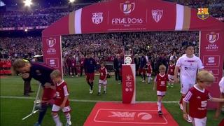 FC Barcelona 2 - Sevilla 0 (3 minutes)