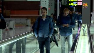 FC Barcelona: Trip to Pamplona
