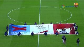 FC Barcelona 3 – SD Eibar 1 (3 minutes)