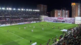 Rayo Vallecano 1 – FC Barcelona 5