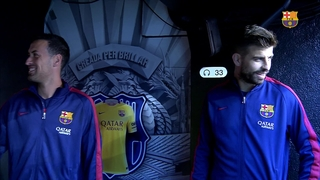 FC Barcelona 3 - Vila-real 0