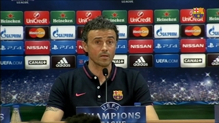 This is Europe's most attractive game, says Luis Enrique