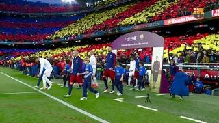 FC Barcelona 1 – Reial Madrid 2 (3 minuts)