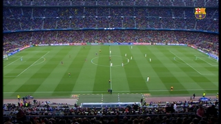 FC Barcelona 2 - Paris Saint Germain 0 (5 minutes)
