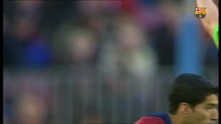 FC Barcelona 4 - Almeria 0 (5 minuts)