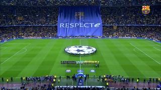 FC Barcelona 3 – Bate Borisov 0 (1 minute)