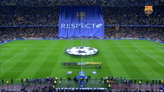 FC Barcelona 3 – Bate Borisov 0 (1 minut)