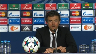 Luis Enrique says team were spectacular in final