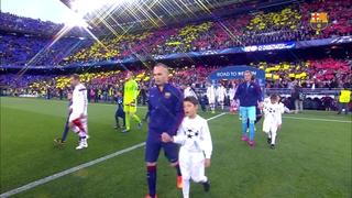 FC Barcelona 3 - Bayern de Munich 0
