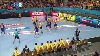 dbcdebd9dfc Video thumbnail for Highlights Rhein-Neckar Löwen - Barça Lassa (handbol)  (31