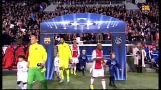 Ajax 0 - FC Barcelona 2