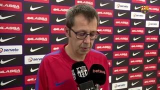 Barça Lassa – ICG Software Lleida: Prova exigent en l'últim partit del 2017 al Palau