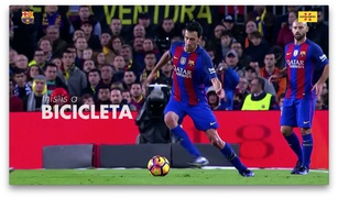"""Things you might not have known about Catalonia that are linked to Barça: Lesson 1 """"Bicicleta"""""""