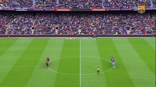 Super Derby at Camp Nou