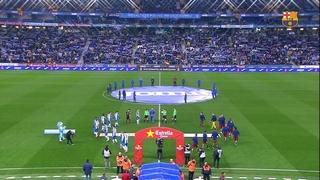 La victoria contra el Espanyol al detalle