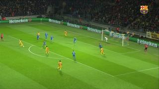 Bate Borisov 0 - FC Barcelona 2 (1 minute)