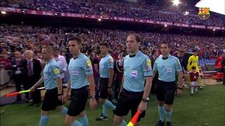 FC Barcelona 2 - Sevilla 0