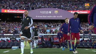 FC Barcelona 1 – Valencia CF 2