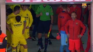 Vila-real 1 - FC Barcelona 3