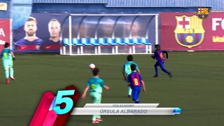 Academy best goals (3-4 december)