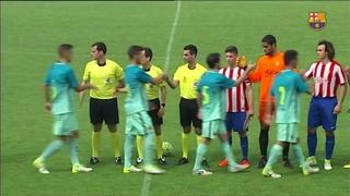 Sporting 0 - Under 19 A 3 (Copa del Rey)