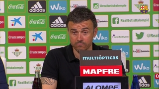 "Luis Enrique: ""It was a game we dominated completely"""