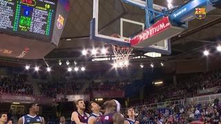 Highlights Barça Lassa (bàsquet) - Morabanc Andorra (102-65) J26 Lliga ACB 2016/2017