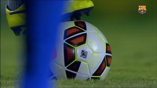 Levante 0 - FC Barcelona 5 (5 minutes)