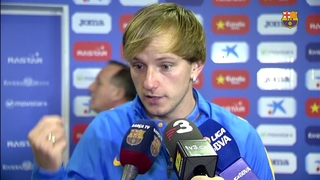Rakitic not worried by Espanyol draw
