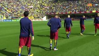 Vila-real CF 2 – FC Barcelona 2 (1 minut)