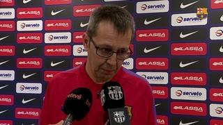 Reus Deportiu – Barça Lassa: Amb plena confiança per a una de les sortides més complicades de l'OK Lliga