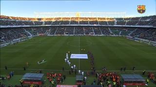 Elx 0 - FC Barcelona 6