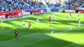 RCD Espanyol 0 – FC Barcelona 0 (1 minute)