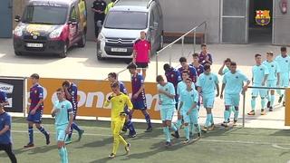 Llagostera 0 - Under 19 B 3 (Liga)