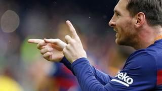 FC Barcelona 5 – Espanyol 0 (1 minute)