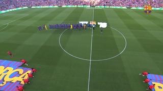 Homenatge Chapecoense - Trofeu Joan Gamper 2017/2018