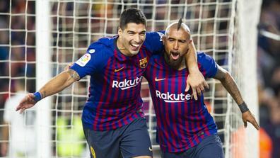 FC Barcelona 5 - Real Madrid 1 (1 minute)