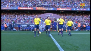 FC Barcelona 2 - Reial Societat 0