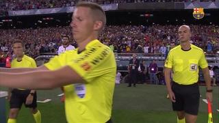 FC Barcelona 3 – Sevilla FC 0 (3 minutes)