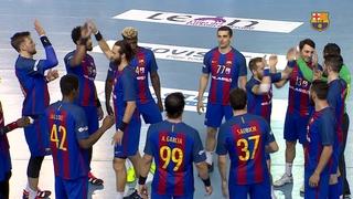 Highlights BM Granollers - Barça Lassa (handbol) (23-37) Semifinal Copa del Rei 2016/2017