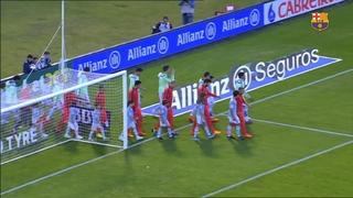 Celta de Vigo 0 - FC Barcelona 1 (5 minutos)