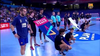 FC Barcelona Lassa - IFK Kristianstad  Carácter para sumar una ... b3cf8862278