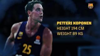 El repte de Petteri Koponen amb els peus